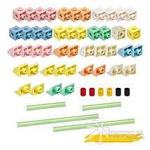 Конструктор Gigo IQCamp Пастель (20 моделей) 1625, фото 2