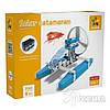 Конструктор Gigo IQCamp Солнечный катамаран (6 моделей) 3550, фото 4
