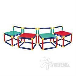 Набор мебели Gigo Набор из 4-х стульев (3599), фото 2