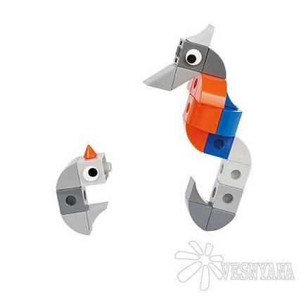 Конструктор Gigo В мире животных. Морской конек (3 модели) 7253, фото 2