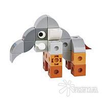 Конструктор Gigo В мире животных. Слон (3 модели) 7255