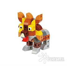 Конструктор Gigo В мире животных. Носорог (3 модели) 7257, фото 2