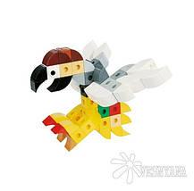 Конструктор Gigo В мире животных. Тукан (3 модели) 7260, фото 2