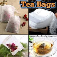 """Фильтр-пакетики для заваривания чая - """"Tea Bags"""" - 100 шт., фото 1"""