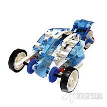 Конструктор Gigo Автомобиль будущего (8 моделей) 7392, фото 3