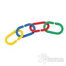 Набор для обучения Gigo Соедини кольца 8025-60C, фото 2