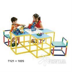 Набор игровой Gigo Стол (T121), фото 2