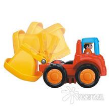 Игрушка Huile Toys Грузовичок (комплект из 4 шт) 326, фото 3