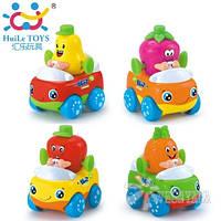 Игрушка Huile Toys Машинка Тутти-Фрутти (упаковка 8шт.) 356A
