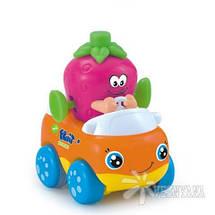 Игрушка Huile Toys Машинка Тутти-Фрутти (упаковка 8шт.) 356A, фото 2