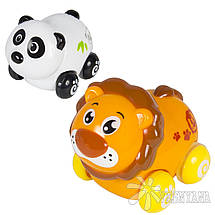 Игрушка Huile Toys Веселый зоопарк (упаковка 8шт.) 376, фото 3