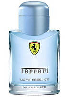 Оригинал Ferrari Light Essence 125ml edt Феррари Лайт Эссенс (освежающий, энергичный, смелый, мужественный)