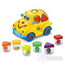 Игрушка Huile Toys Фруктовая машинка сортер 516, фото 3