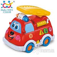 Игрушка Huile Toys Пожарная машинка 526