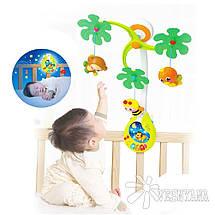 Музыкальный мобиль Huile Toys Веселый остров 818, фото 3