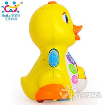 Игрушка Huile Toys Желтый утенок 808, фото 2
