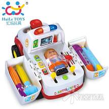 Игрушка Huile Toys Скорая помощь 836, фото 2