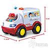 Игрушка Huile Toys Скорая помощь 836, фото 3