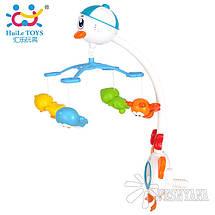Музыкальный мобиль Huile Toys Лебедь 858, фото 3
