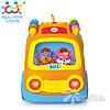 Игрушка Huile Toys Веселый автобус 988, фото 6