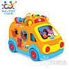 Игрушка Huile Toys Веселый автобус 988, фото 4