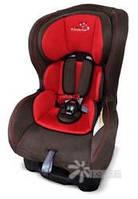 Автокресло Wonderkids CROWN SAFE (красный/коричневый) WK01-CS11-011