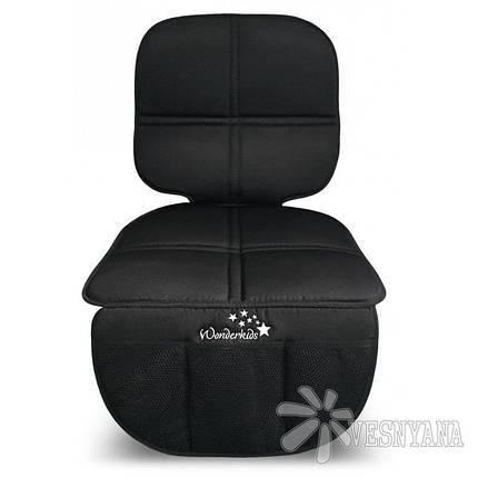 Защитный коврик на автомобильное сидение Wonderkids (черный) WK10-SM01-001, фото 2