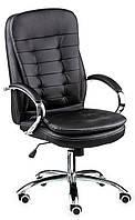 Кресло офисное для руководителя MURANO черный, фото 1