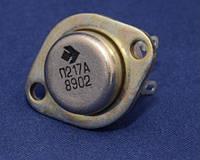 П217А транзистор германиевый  PNP (7,5А 60В) 30W