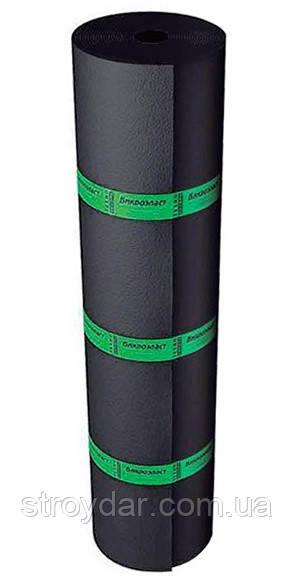 Рубероид Технониколь Бикроэласт ХКП 4,0 сланец серый