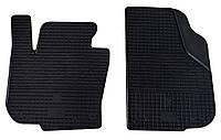 Резиновые передние коврики в салон Skoda Superb II (B6) 2008-2015 (STINGRAY), фото 1