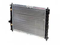Радиатор охлаждения двигателя шевроле авео т200 1.5