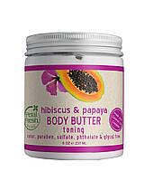 Натуральный баттер для тела Petal Fresh Hibiscus & Papaya