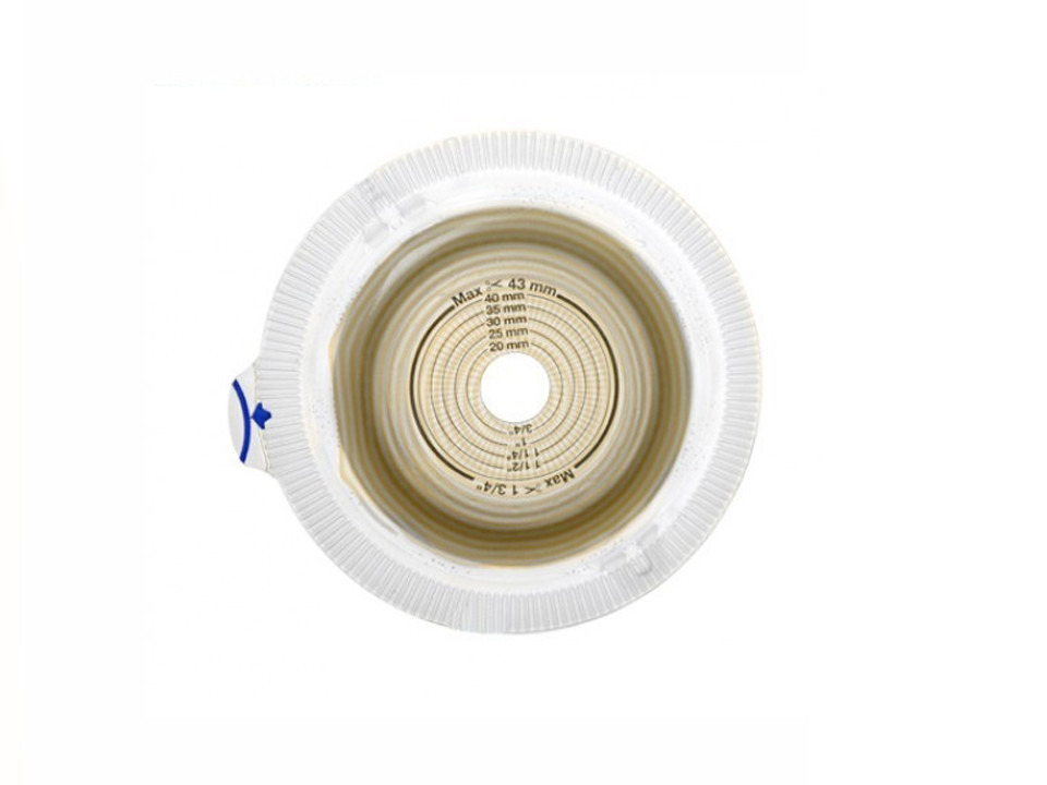 14283 Калоприемник 2-компонентный пластин N5 Аlterna Convex Light Extra фланец 60мм 15-43мм
