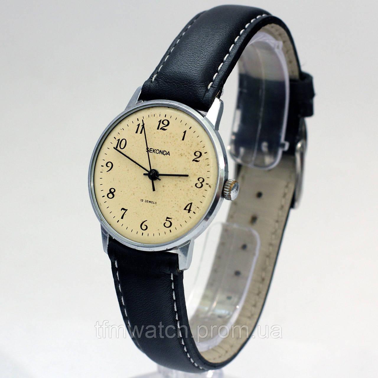 Sekonda 19 камней часы СССР