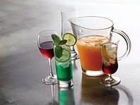 Стаканы и бокалы для баров и ресторанов
