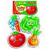 Беби пазлы Овощи