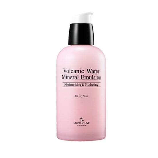 The skin house volcanic water mineral emulsion Высокоэффективная эмульсия