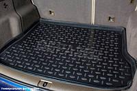 Резиновый коврик в багажник CHEVROLET AVEO new sedan