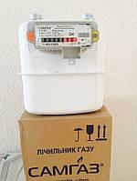 Правильный Счетчик газа Самгаз G1,6 RS/2001-21р