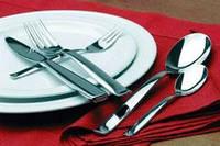 Столовые приборы и тарелки для заведений категории HoReCa