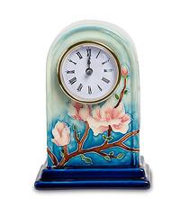 Фарфоровые настольные Часы Pavone