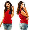 Женская модная блуза в 8 цветах , фото 6