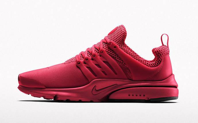 Кроссовки Nike Air Presto Triple Red, фото 2