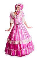 Барышня платье женское карнавальное