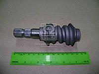 Червяк рулевого редуктора ВАЗ 2101 с валом (Производство ВАП, г.Самара) 21010-340109010