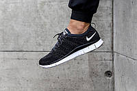 Кроссовки Nike Free 5.0 Flyknit NSW Black/White
