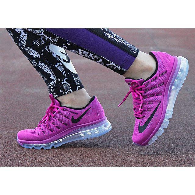 "Кроссовки Nike Air Max 2016 ""Pink Foil"""