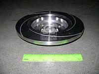 Диск тормозной ВАЗ 2108 передний  c канавкой (производство Автореал) (арт. 2108-3501070), ACHZX