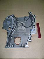 Крышка цепи УАЗ двигатель 40904, 40524,40525 (с сальн.) (Производство ЗМЗ) 40904.1002058